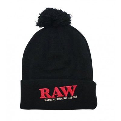 RAW X ROLLING PAPERS POMPOM...