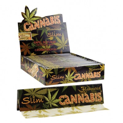 CANNABIS AROMA KING SIZE PAPER