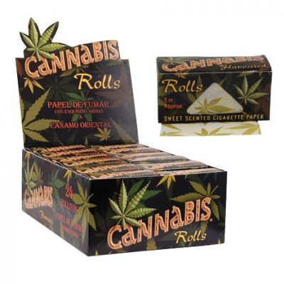 CANNABIS FLAVOURED ROLLO...