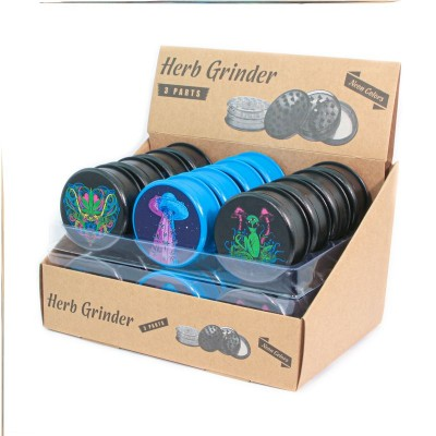 PLASTIK GRINDER SPACE ALIEN...