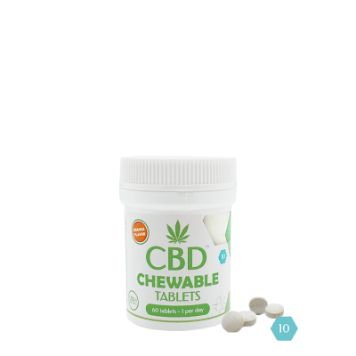 CBD CHEWING TABLETS -...