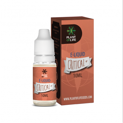 E-LIQUID CRITICAL 10ML