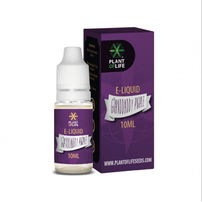 E-LIQUID GRANDDADDY PURPLE...