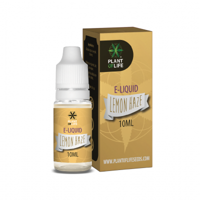 E-LIQUID LEMON HAZE 10ML