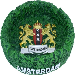 RESIN ASHTRAYS AMSTERDAM...