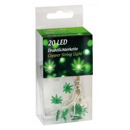 WEED LED 20 LIGHTS - COPPER...