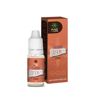 E-LIQUID CRITICAL 20ML