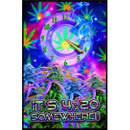 UV POSTER - IT'S 4:20...