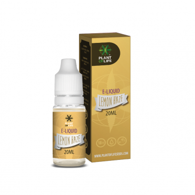 E-LIQUID LEMON HAZE 20ML