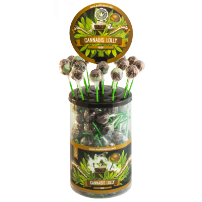 CANNABIS HASH LOLLIES - 18G...