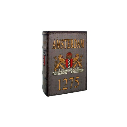 STASH BOOK - AMSTERDAM...
