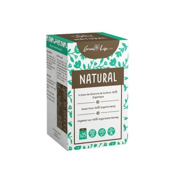 NATURAL HEMP TEA - 25 TEA BAGS