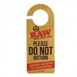 RAW Do Not Disturb Door Sign