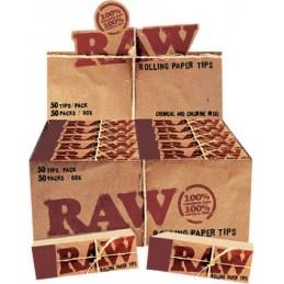 RAW FILTERS CLASSIC X 50 STK