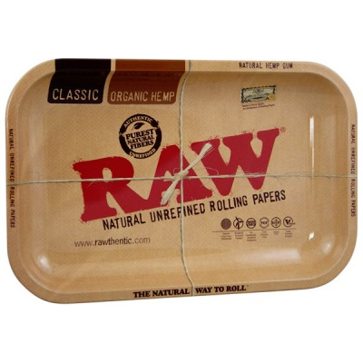 RAW METAL TRAY SMALL...