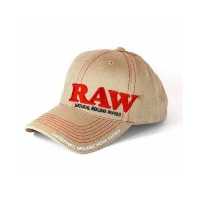 RAW HAT CAP BEIGE