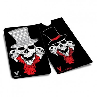 GRINDER CARD V-SYNDICATE SKULL