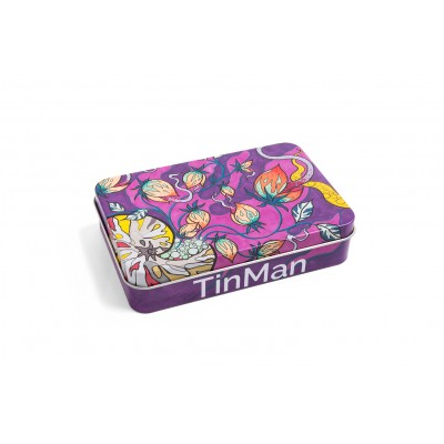 "TINMAN BOX METAL ""STRAWBERRY"""