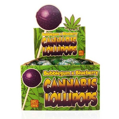 CANNABIS LOLLIPOPS...