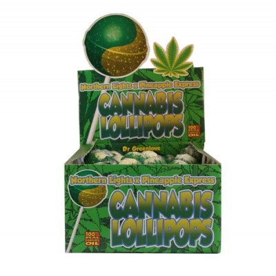 CANNABIS LOLLIPOPS NL X...