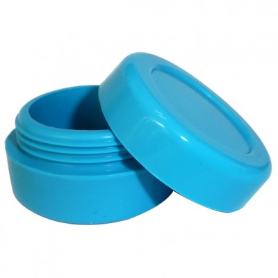 SILICONE BOX 38 x 21 MM - BLUE