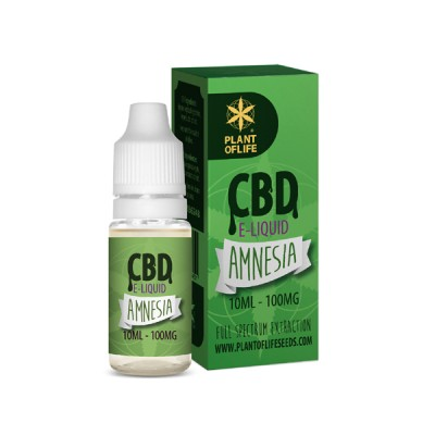 E-LIQUID AMNESIA CBD 1 % 10ml