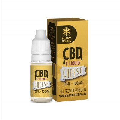 E-LIQUID CHEESE CBD 1 % 10ml