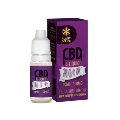 E-LIQUID CBD 1% GRANDDADDY...