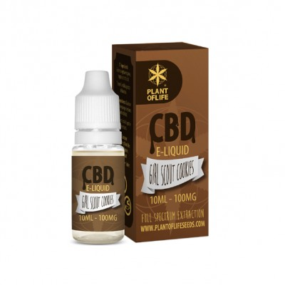 E-LIQUID CBD 1% GIRL SCOUT...