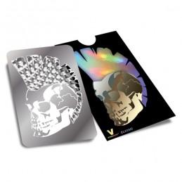 GRINDER CARD SKULL MOHAWK