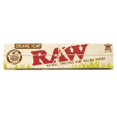RAW ORGANIC KINGSIZE SLIM -...