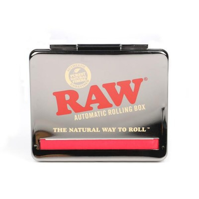 RAW ROLLBOX KS 110MM BLACK...
