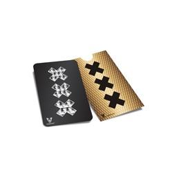 GRINDER CARD GOLD/BLACK...