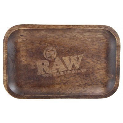 RAW WOODEN TRAY
