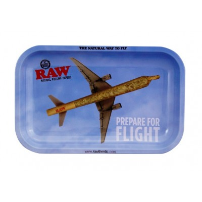 RAW METAL TRAY SMALL FLYING...