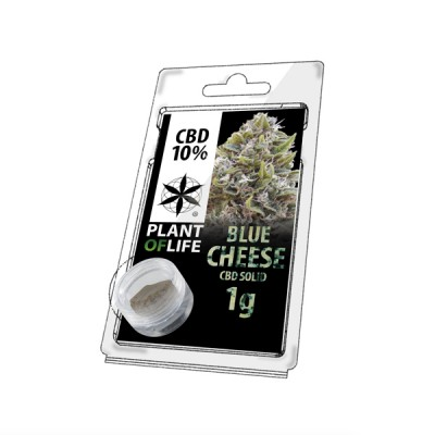 10% SOLID 1G BLUE CHESSE
