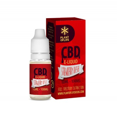 E-LIQUID CBD 1% STRAWBERRY...